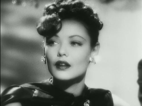 Golden Age Hollywood: Gene Tierney | Georgina Graham