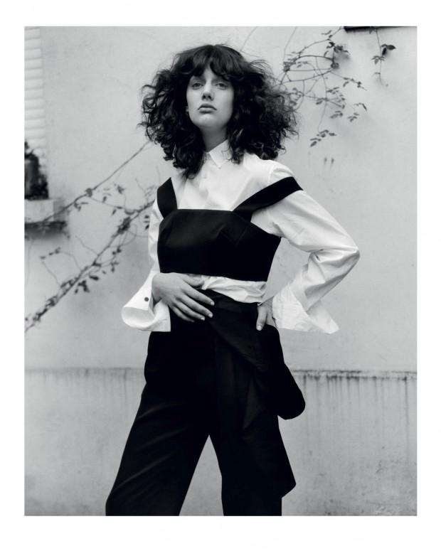 Double Magazine Jamie Hawkesworth Marie Chaix Georgina Graham