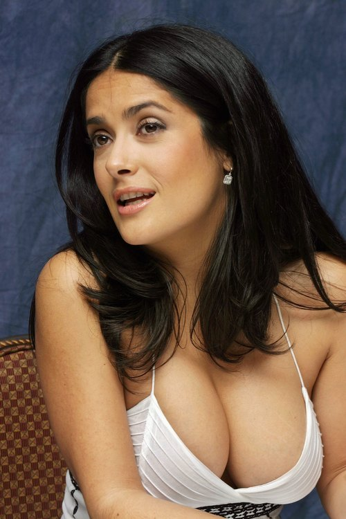 Salma Hayek Portrait Session