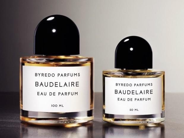 1 byredo baudelaire