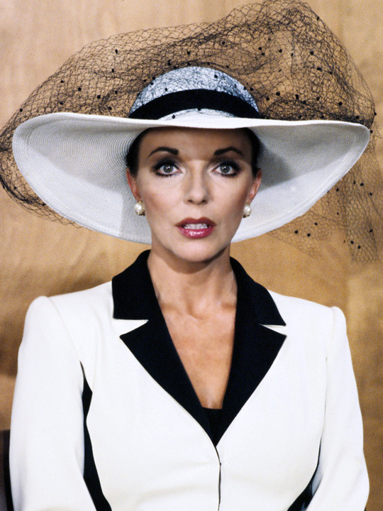 12 Paloma Picasso Joan Collins