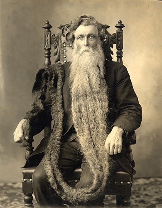 False Beards