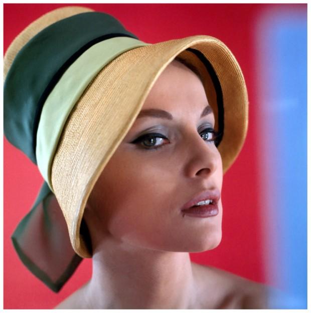 FRANCE: Italian Actress Virna Lisi, Sixties.