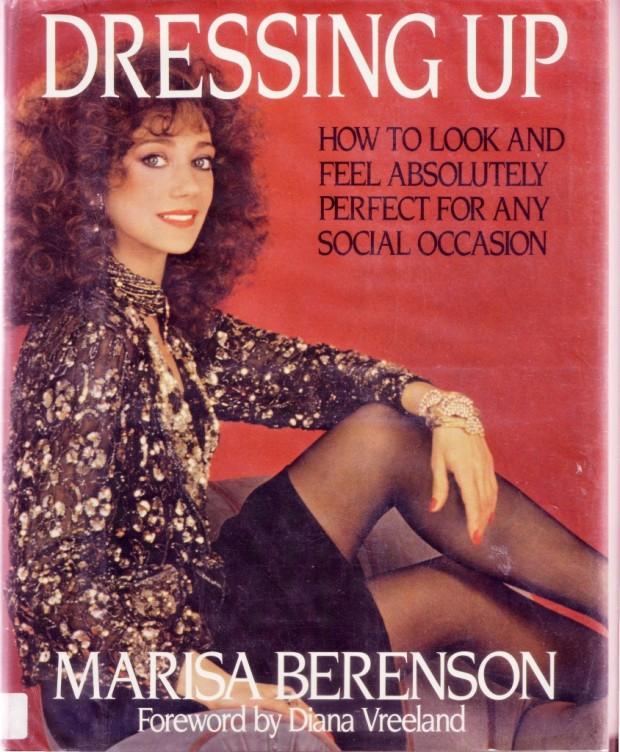 Marisa Berenson Book