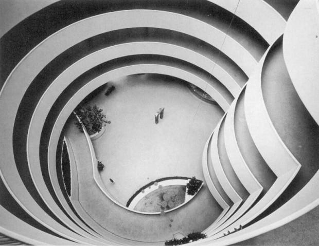 Frank Lloyd Wright Guggenheim