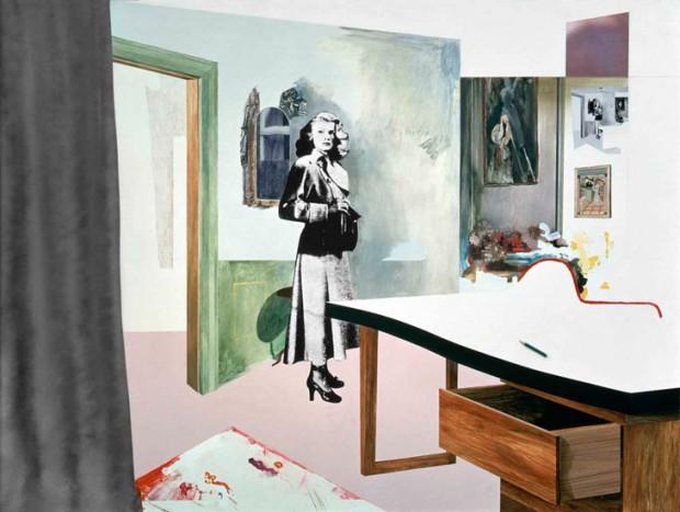Richard Hamilton's Interior 1, 1964