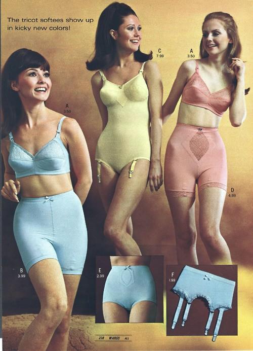Vintage Underwear 1