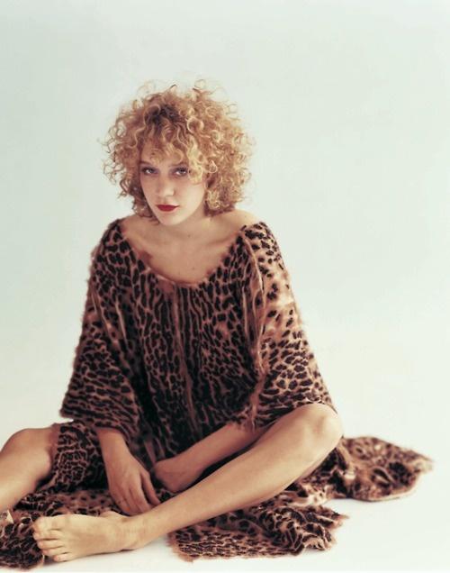 Chloe Sevigny Curl