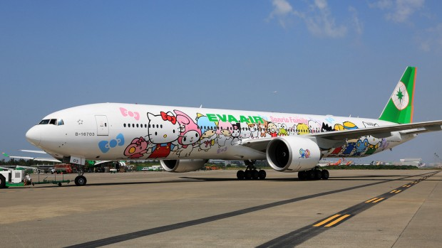 Hello Kitty Airlines 1