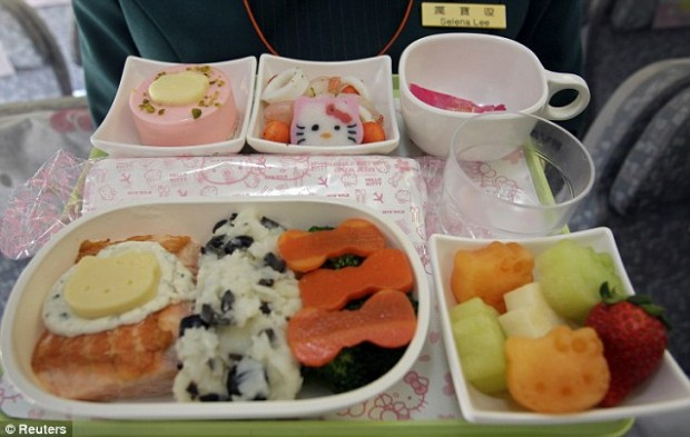 Hello Kitty Airlines 4