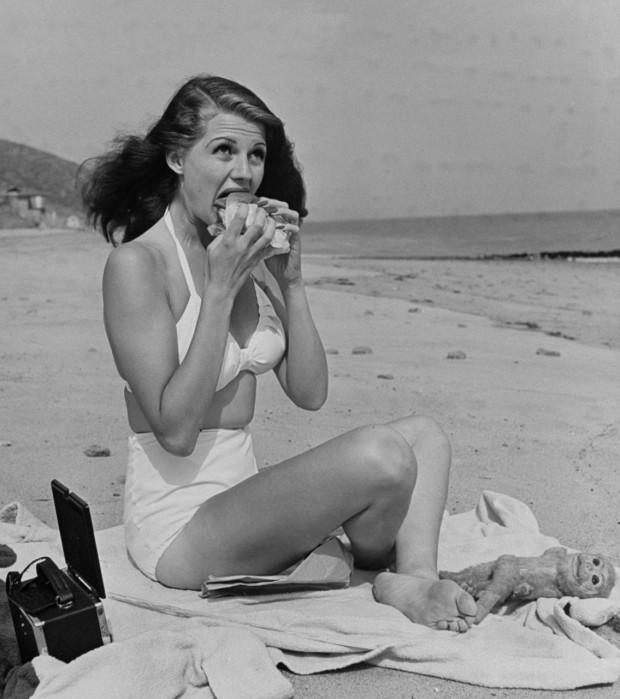 Rita Hayworth Burger